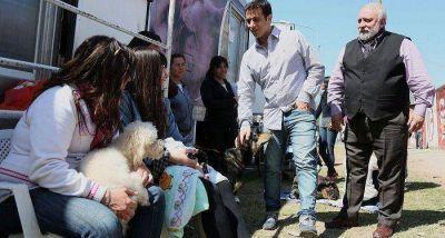 JUAN ROMERO: �JULI�N TIENE CLAR�SIMO EL PROBLEMA DE LA SALUD ANIMAL�