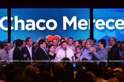 El Frente Chaco Merece Más ganó la gobernación en el Chaco