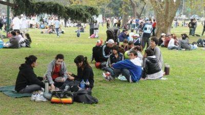 Atención estudiantes: fuertes controles por el Día de la Primavera