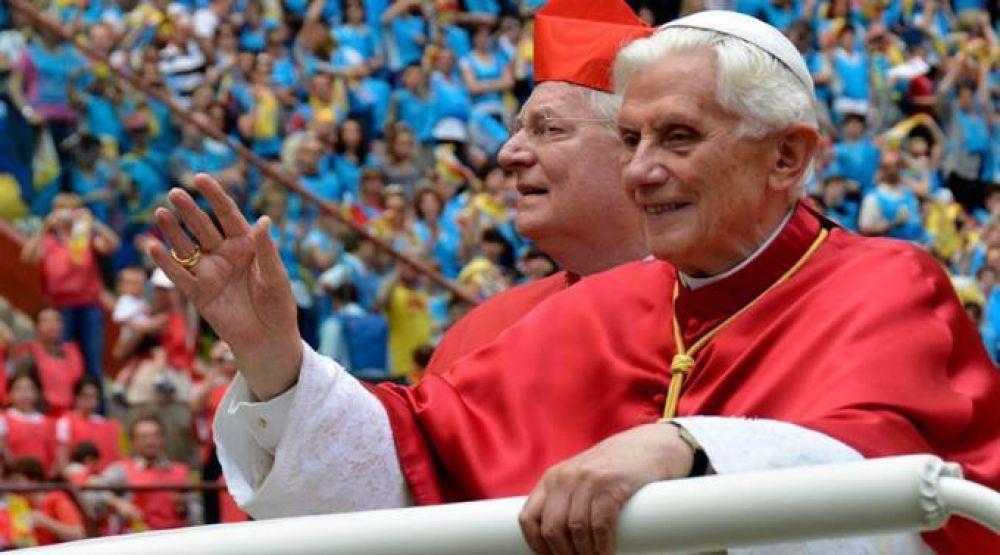 """Madrid acogerá congreso de Fundación Ratzinger: """"La oración, fuerza que cambia el mundo"""""""