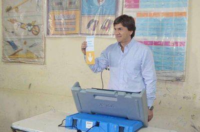 Leandro Zdero reconoció la derrota pero celebró su buena elección