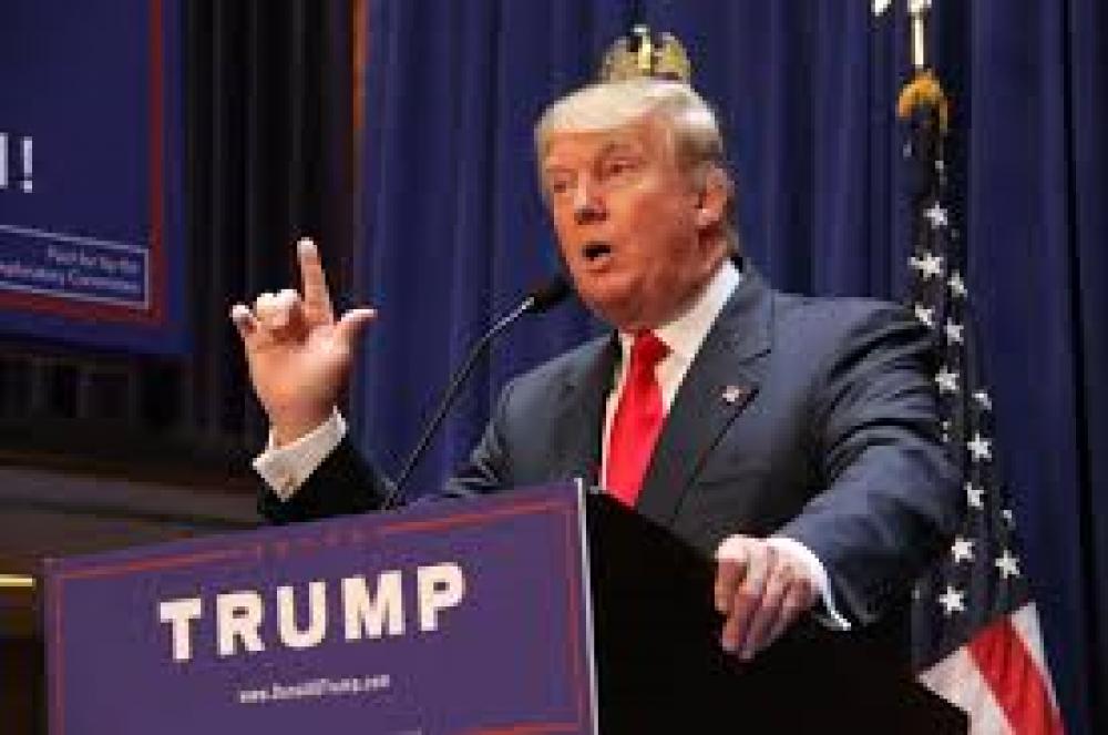 Trump ofendió a los musulmanes al permitir un comentario contra ellos