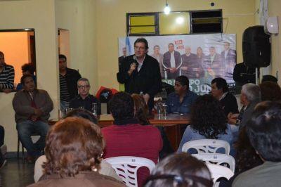"""Castillo: """"Acá también sucedió lo mismo que en Tucumán"""""""