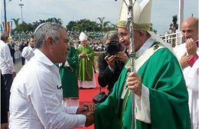 Emoción de la comunidad judía cubana ante la visita de Francisco