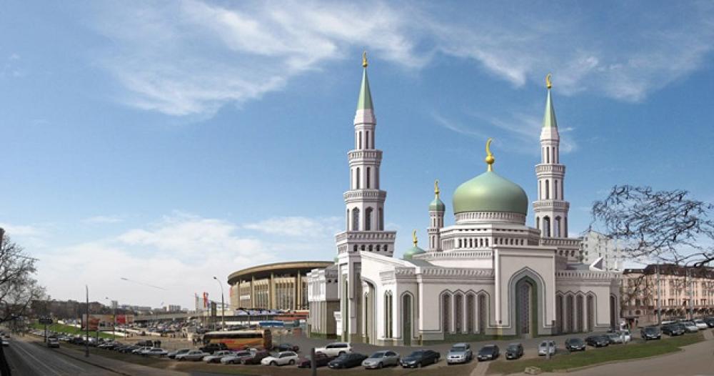 Los musulmanes reabren la Mezquita Catedral de Moscú