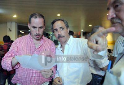 Semana decisiva en el Frente Renovador para saber si se fusiona o no la lista de Arteaga
