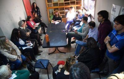 Vecinos compartieron propuestas con José Eseverri para su plan de Gobierno 2015-2019
