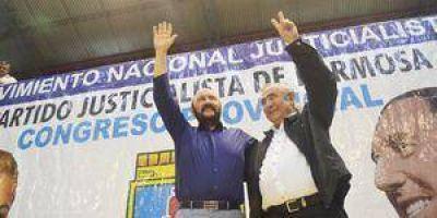 Candidatos: Insfrán va por 4 años más y el FAF no lograba acordar