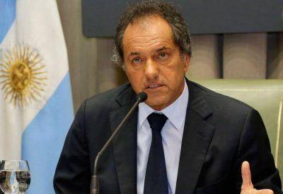 Scioli le pidió a Macri que acepte la derrota en Tucumán