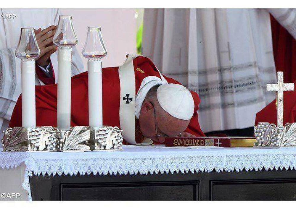 El Papa en Holguín: