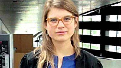 La Justicia confirm� a la hija de Agust�n Rossi como directora del Banco Naci�n