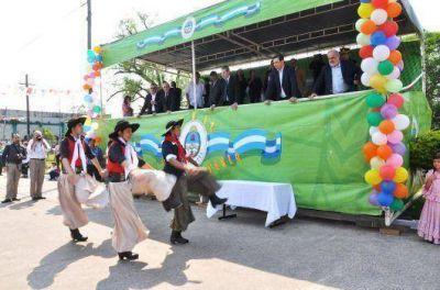 Colombi encabezó celebración de los 219 años de Concepción del Yaguareté Corá
