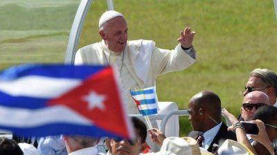 El papa Francisco culminará hoy su visita a Cuba antes de viajar a Estados Unidos