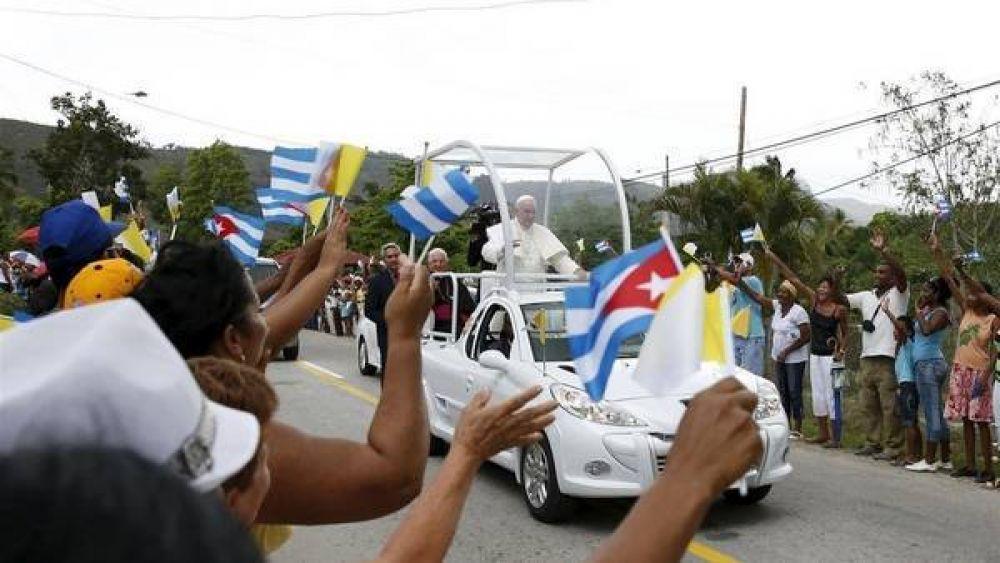 Afirman que el Papa no recibirá a disidentes en Cuba