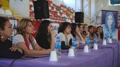 Más de 500 mujeres en el Preencuentro del Frente para la Victoria