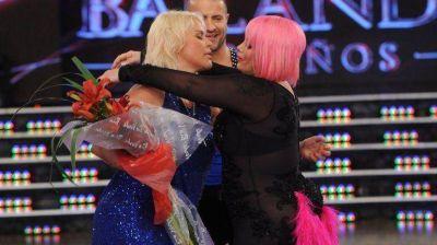 Duelo de leonas: Carmen Barbieri eliminó a Nazarena Vélez del Bailando 2015