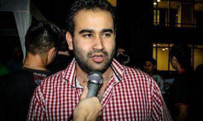 Alejandro Velázquez lanza su candidatura a intendente de Posadas