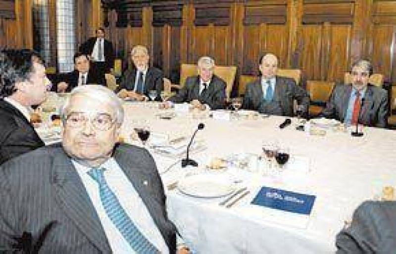 Retoman la convocatoria para el Consejo Econ�mico y Social