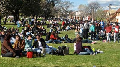 """Bruzetta: """"No se registraron conflictos por la celebración del Día de la Primavera"""""""