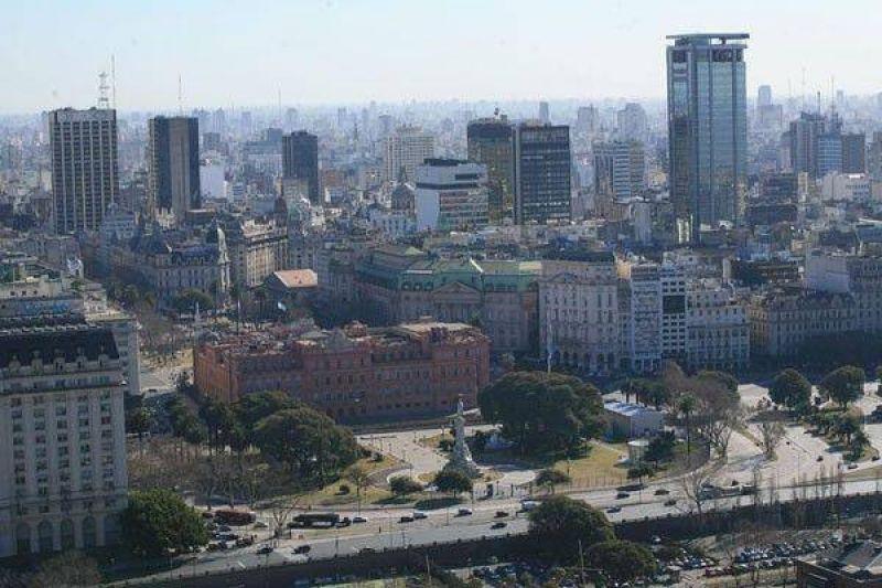 Buenos Aires, capital de los rascacielos
