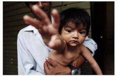 Mons. Lozano reclamó no ser indiferentes y atender el drama de la desnutrición