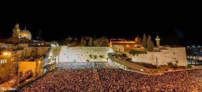 Iom Kipur: Vea el Muro de los Lamentos (Kotel) en vivo