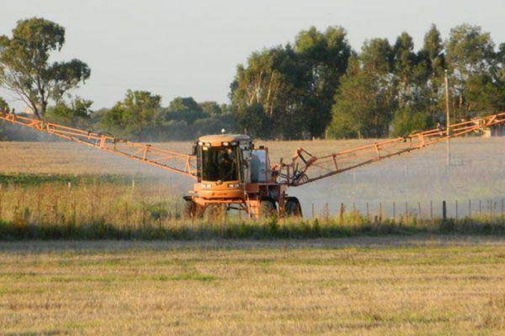 Agroquímicos: ambientalistas interpelan al Ministerio de Salud por su aplicación