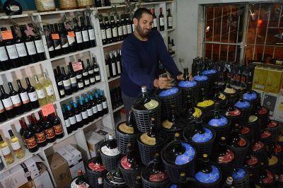 Diputados dieron marcha atr�s con el impuesto al vino