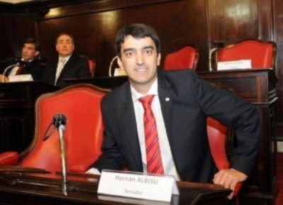 Hernán Albisu: