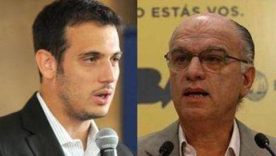 Lan�s: Juli�n �lvarez cruz� al candidato de Cambiemos