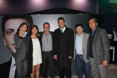 Frente a Massa y Bevilacqua, la diputada Corrado ratificó que continúa en el Frente Renovador