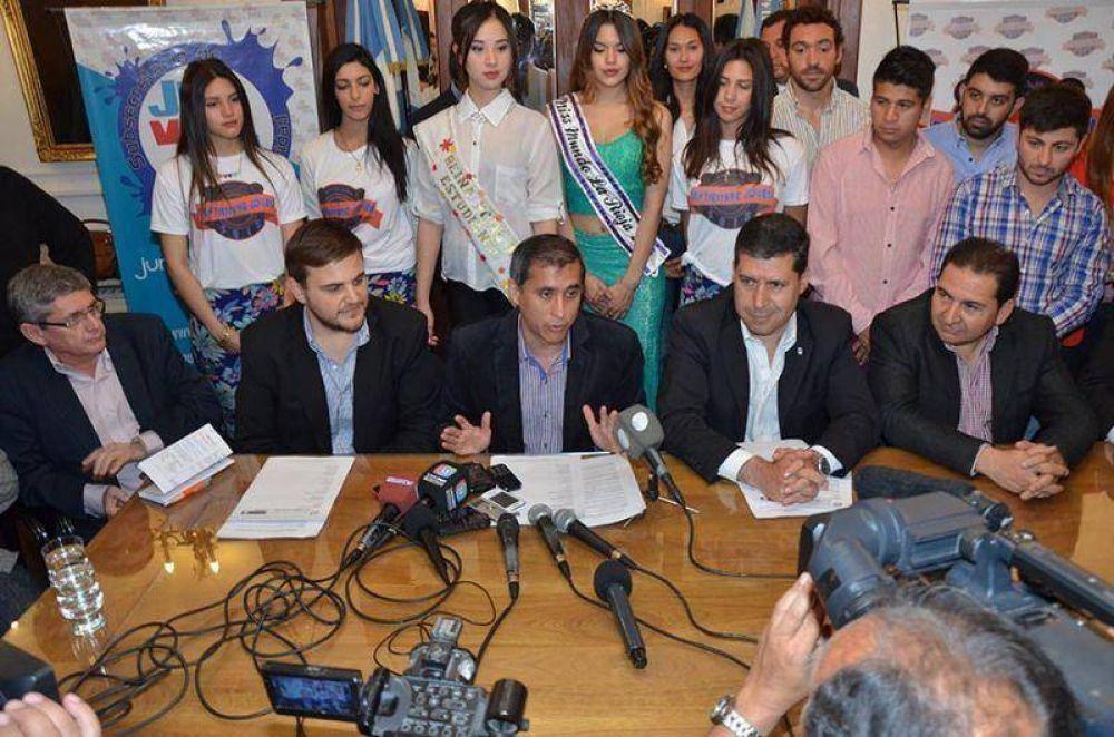 Sergio Casas presentó el Septiembre Joven 2015