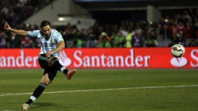Gonzalo Higuaín sería el gran ausente de la lista de Gerardo Martino