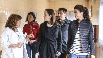 La esposa de Mauricio Macri se sumó a la campaña