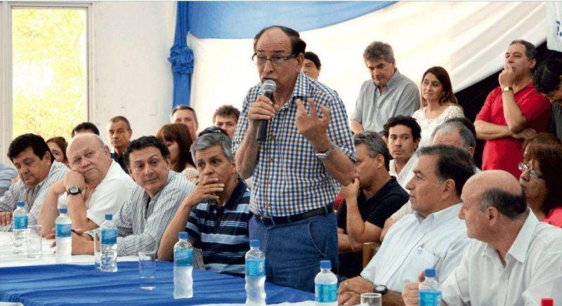 """""""Uno de los mayores logros que hemos tenido fue evitar la privatización de EMSA"""", afirmó """"Cachilo"""" Rodríguez"""