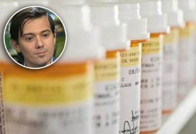 Empresario eleva un 5000% el precio de un medicamento contra el SIDA