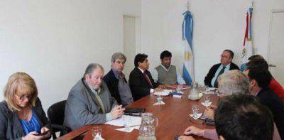 Nueva reunión del Comité Operativo Emergencia Hídrica