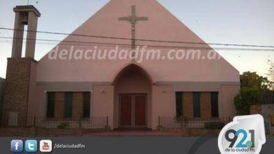 Se hará la Festividad de la Virgen del Rosario de San Nicolás en la Capilla de la Santa Cruz