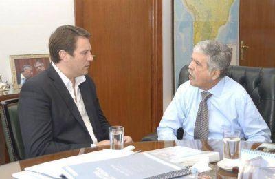 Confirm� el Intendente partida presupuestaria para la pavimentaci�n de avenida Corrales en Saldungaray