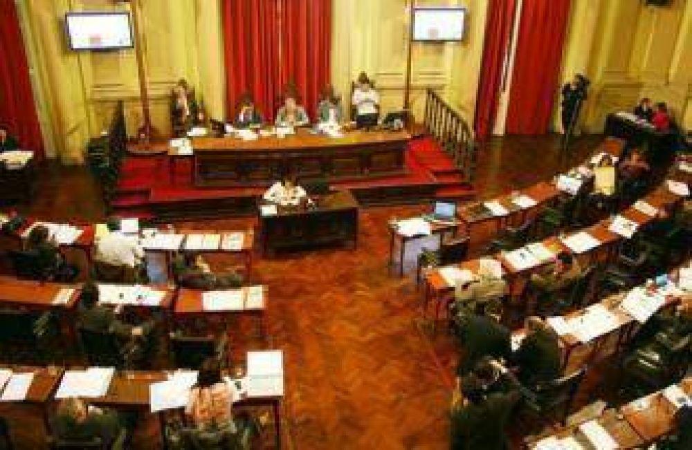 Diputados aprobaron la intervención de Colonia Santa Rosa
