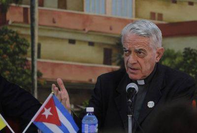 "Francisco hizo un ""gran servicio"" a la Iglesia en Cuba"