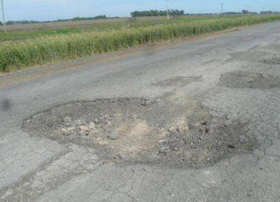 Vignali presentó proyecto de Solicitud de Informes sobre el estado de la Ruta Provincial Número 30