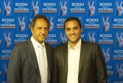 Mincarelli le presentó a Scioli propuestas de obras y turismo para Berisso