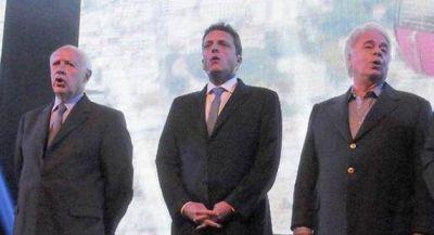 Massa, De la Sota y Lavagna llegan a Corrientes