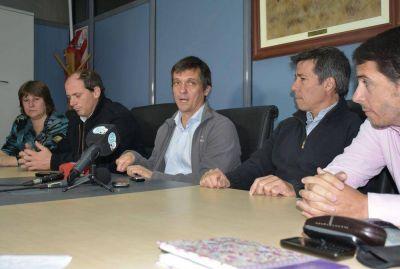 Altolaguirre pide que perdonen la deuda de Santa Rosa con la Provincia antes de la elección
