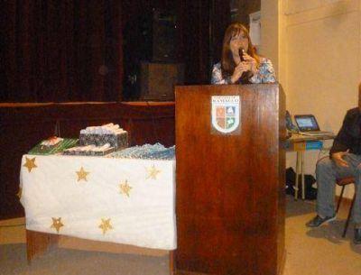 """Marcela Moré: """"El plan FinEs es una oportunidad para la igualdad"""""""