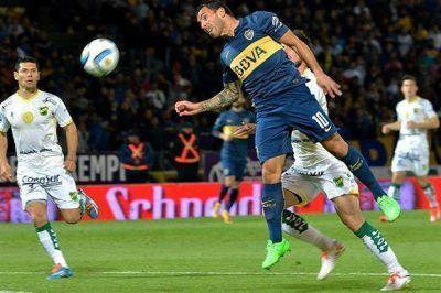 Con goles de Tevez y Cubas, Boca ganó 2 a 1 y es semifinalista de la Copa Argentina