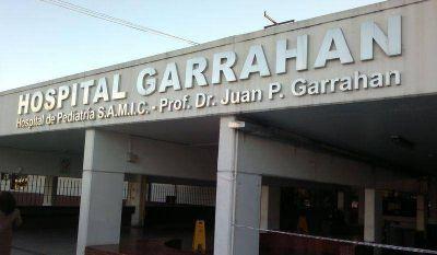 Garrahan: