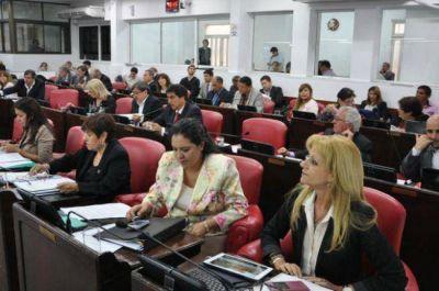 Repercusiones de la elección del domingo en la sesión del Parlamento chaqueño