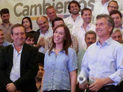 """Miguel Saredi: """"Los matanceros tenemos que cortar boleta para que Vidal sea la gobernadora"""""""